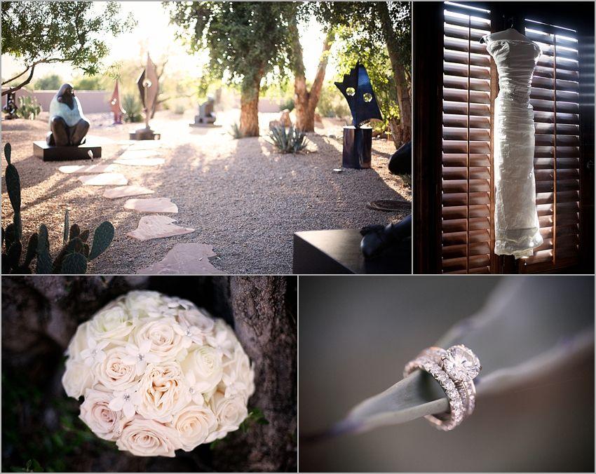 Wedding Intimate At The Hermosa Inn