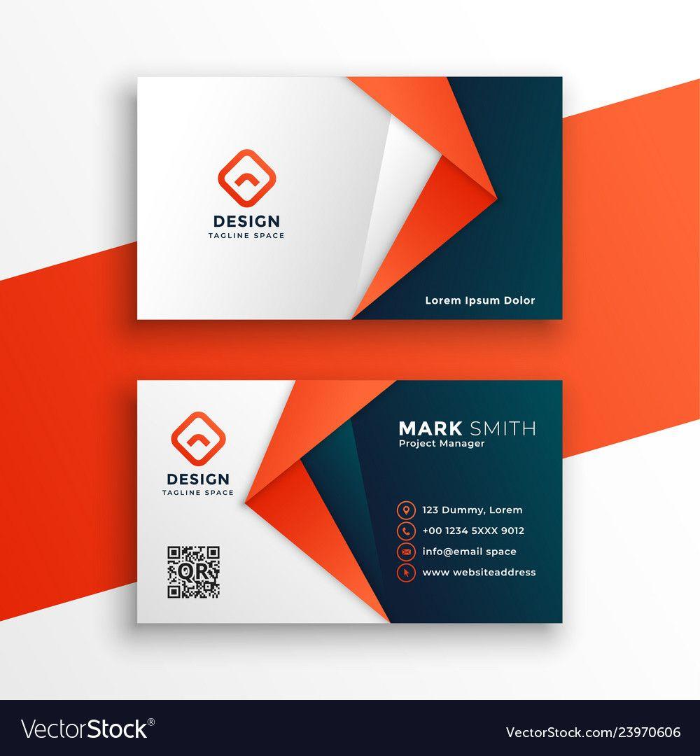 Professional Business Card Template Design With Regard To Professio Visiting Card Templates Professional Business Cards Templates Business Card Template Design