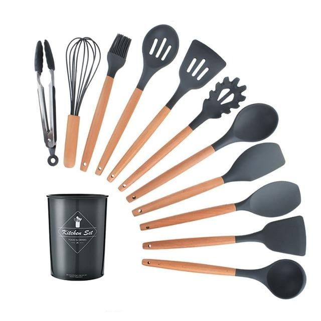 Kitchen Tools Set #kitchenutensils