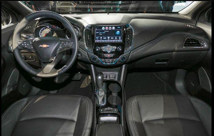 2018 Chevrolet Cruze Hatchback Diesel Chevrolet Cruze Cruze