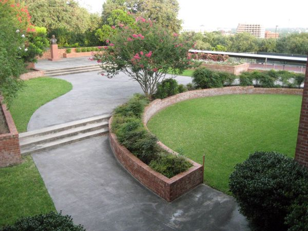 Trinity University In 1948 Architects O Neil Ford And Bartlett