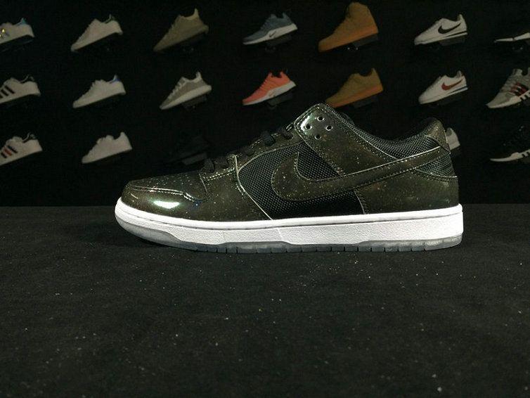 huge selection of 4da04 bb471 Nike SB Dunk Low TRD QS Dove Grey Black Gorge Green GRP NOIR VPAC Dunk  883232