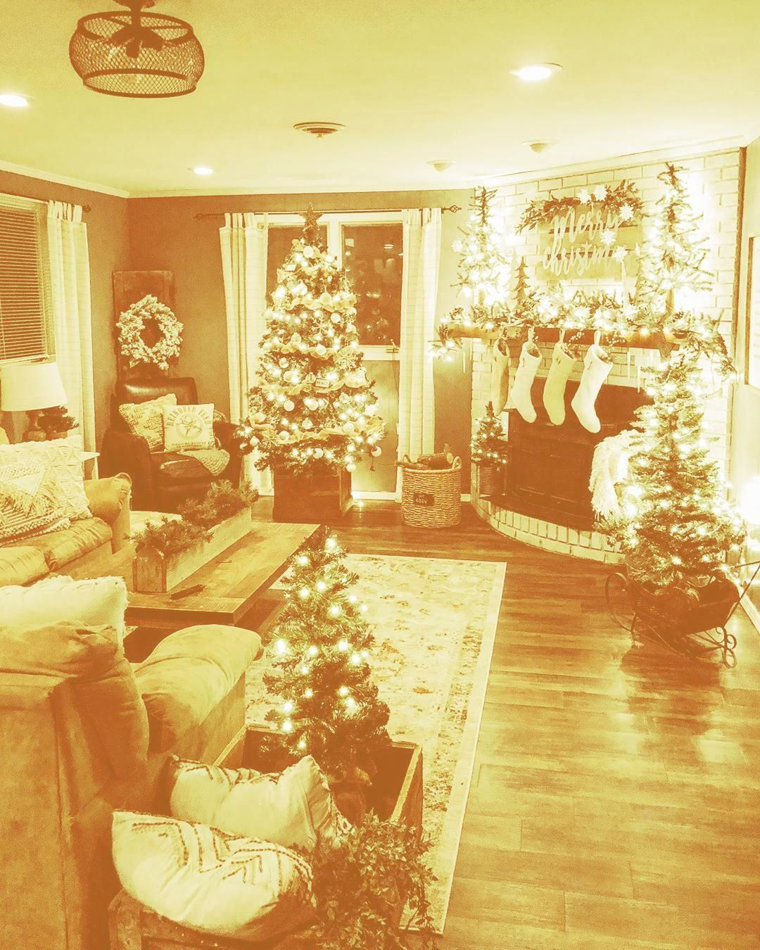 Beautiful indoor Christmas ideas