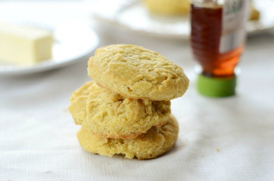 Gluten-Free Flaky Biscuits