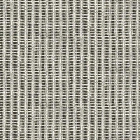 woven summer charcoal grid black wallpaper pinterest