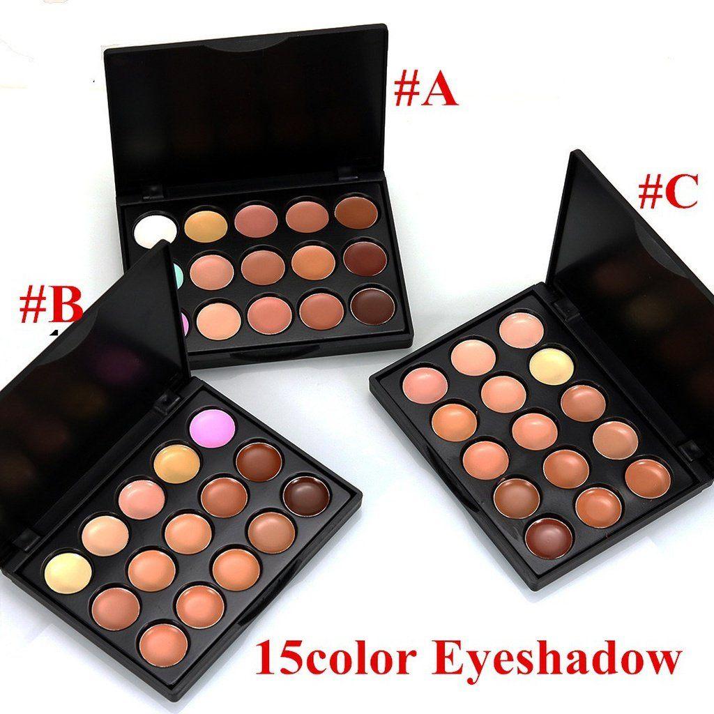 Eyeshadow Palette Makeup Set And Professional makeup brush