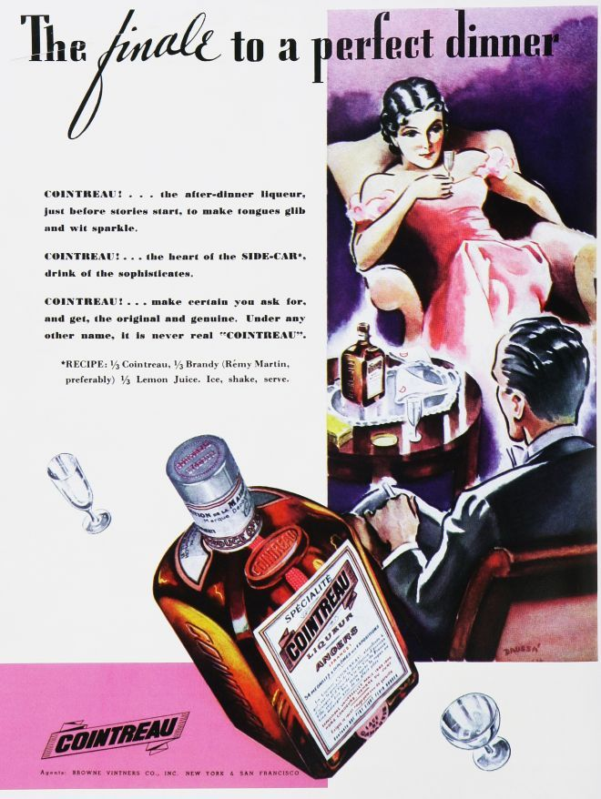 Vintage Alcohol Ads Of The 1930s Page 9 Vintage Advertising Posters Vintage Ads Alcohol