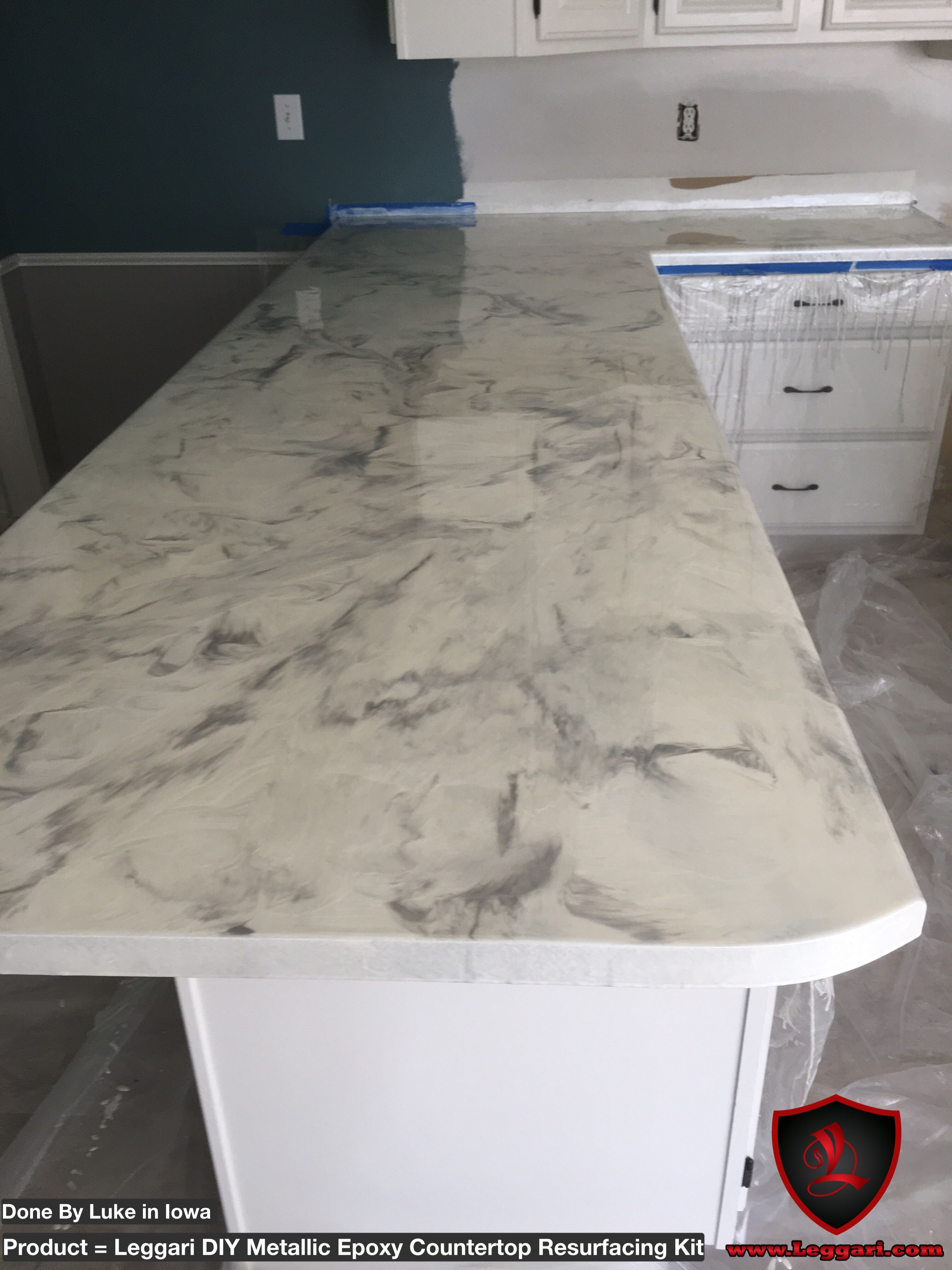 We Have The Perfect Solution For High End Countertops With Out The High End Prices Get Your Diy Concrete Countertop Design Diy Countertops Epoxy Countertop