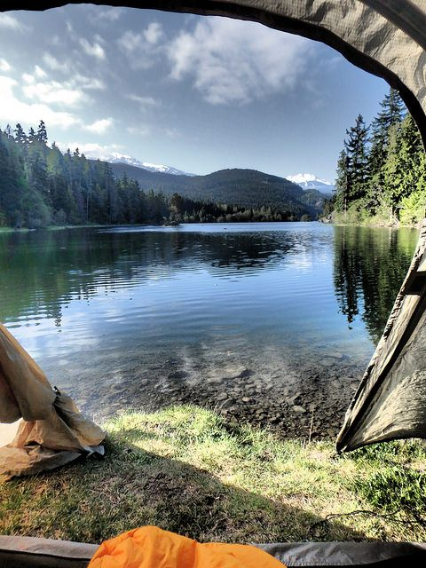 Campsite view | Flickr - Photo Sharing!