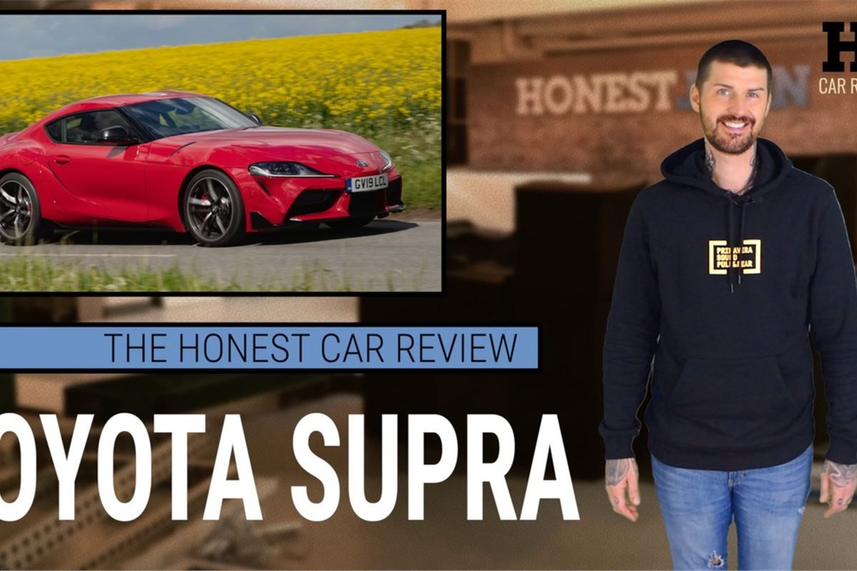 VIDEO Toyota Supra review much better than you think