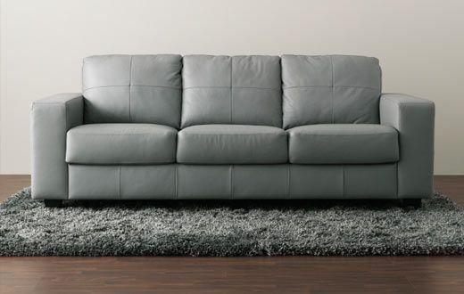 Best Ikea Stockhom Seglora Dark Brown Leather Sofa £395 Dark 400 x 300