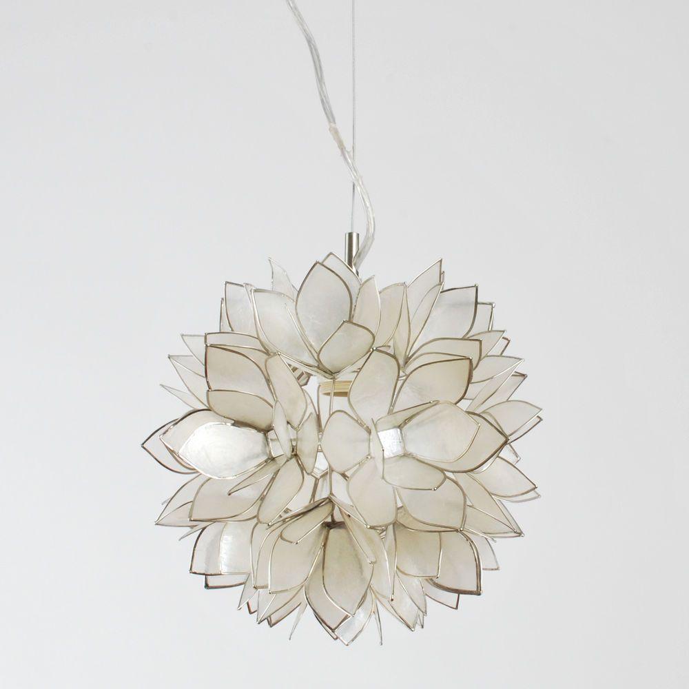 Nave Leuchten Lotus Hangeleuchte Pendelleuchte 1 Flammig 771159 Hangeleuchte Pendelleuchte Lotus