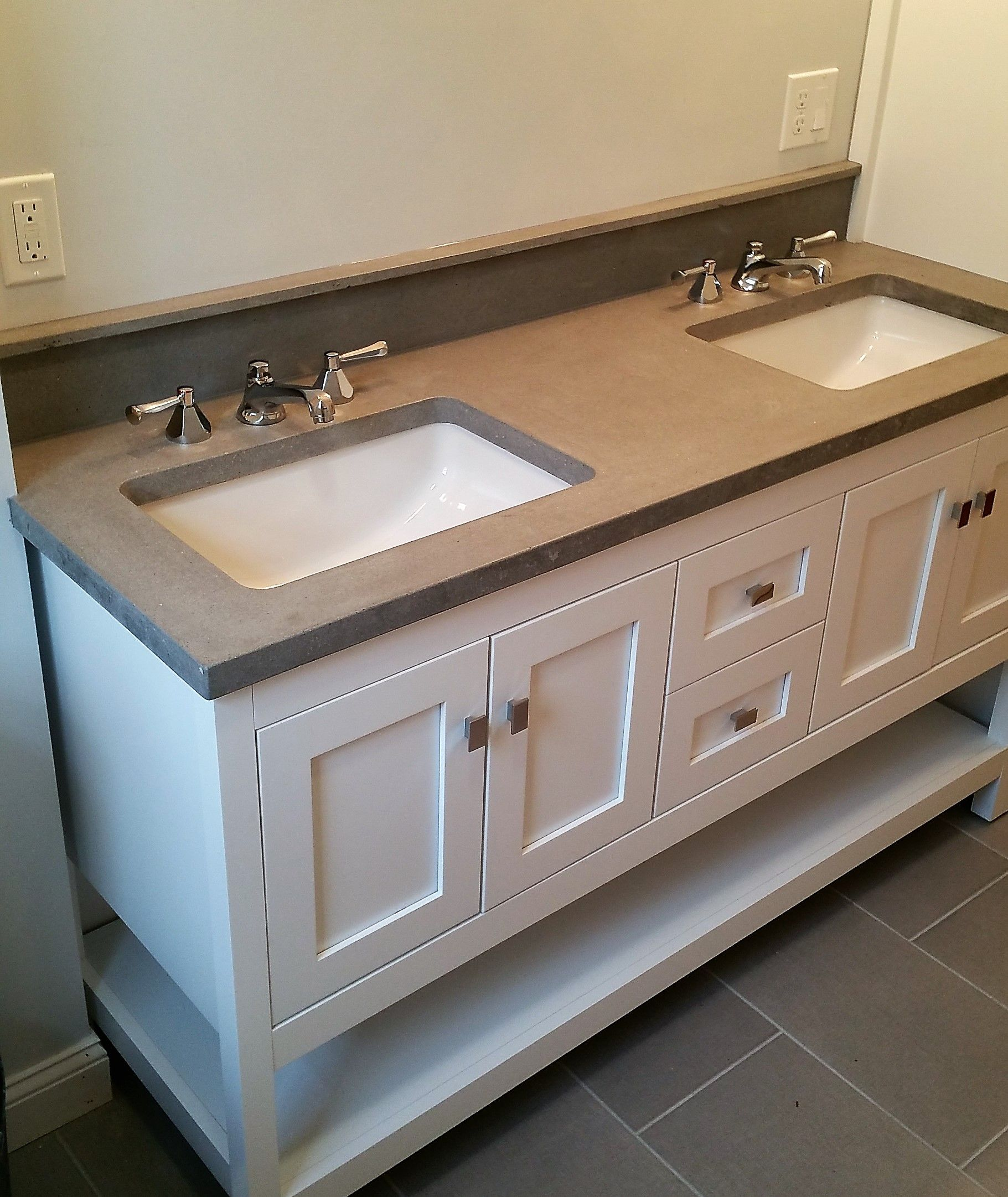 vanity luxurious charming vanities bathroom in marvelous design from countertops sinks concrete on