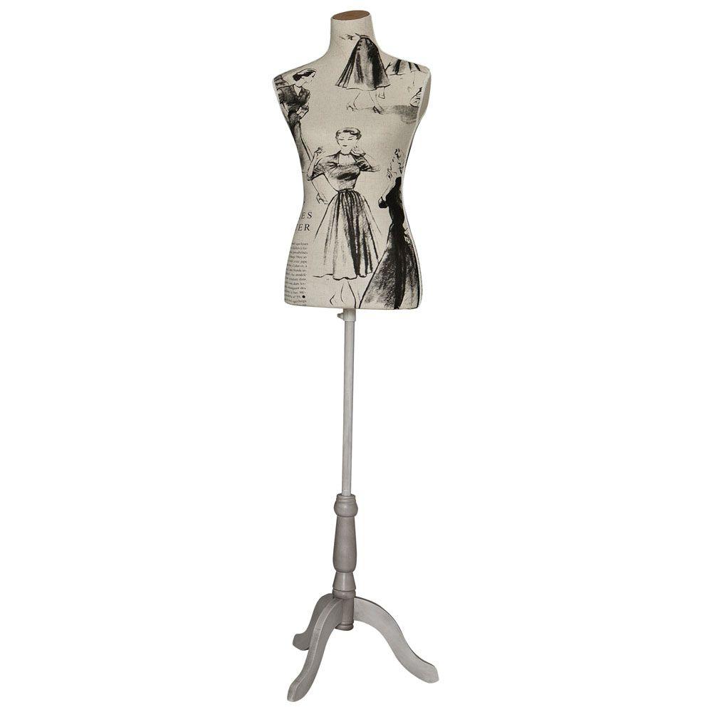 Mannequin Elégance Maison du monde | Decoration | Pinterest ...