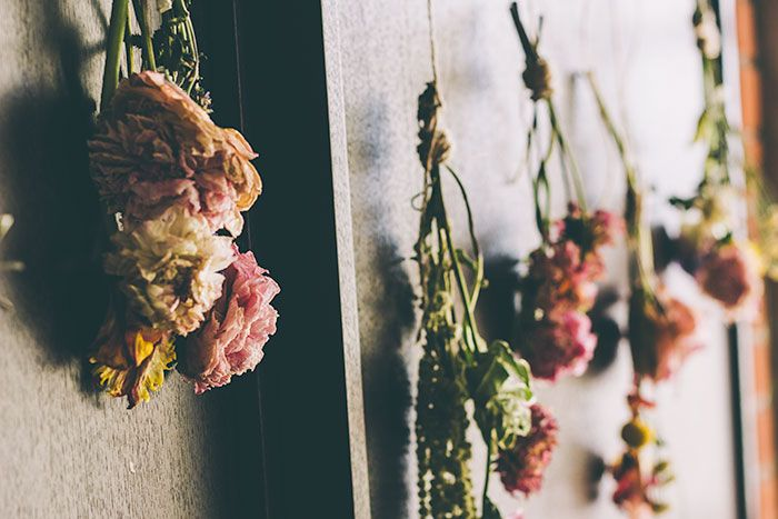 DIY Dried Flower Bouquet | DIY | Pinterest