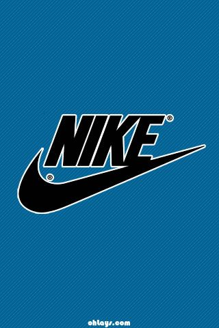 Nike Logo Blue HD Wallpapers for iPhone is a fantastic HD wallpaper for  your PC or