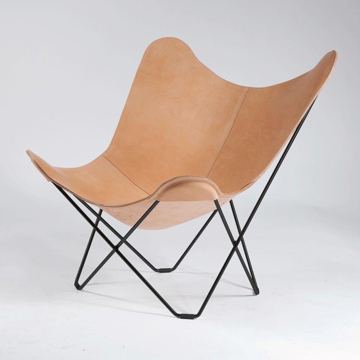 Cuero   Pampa Mariposa Butterfly Chair Amazing Design
