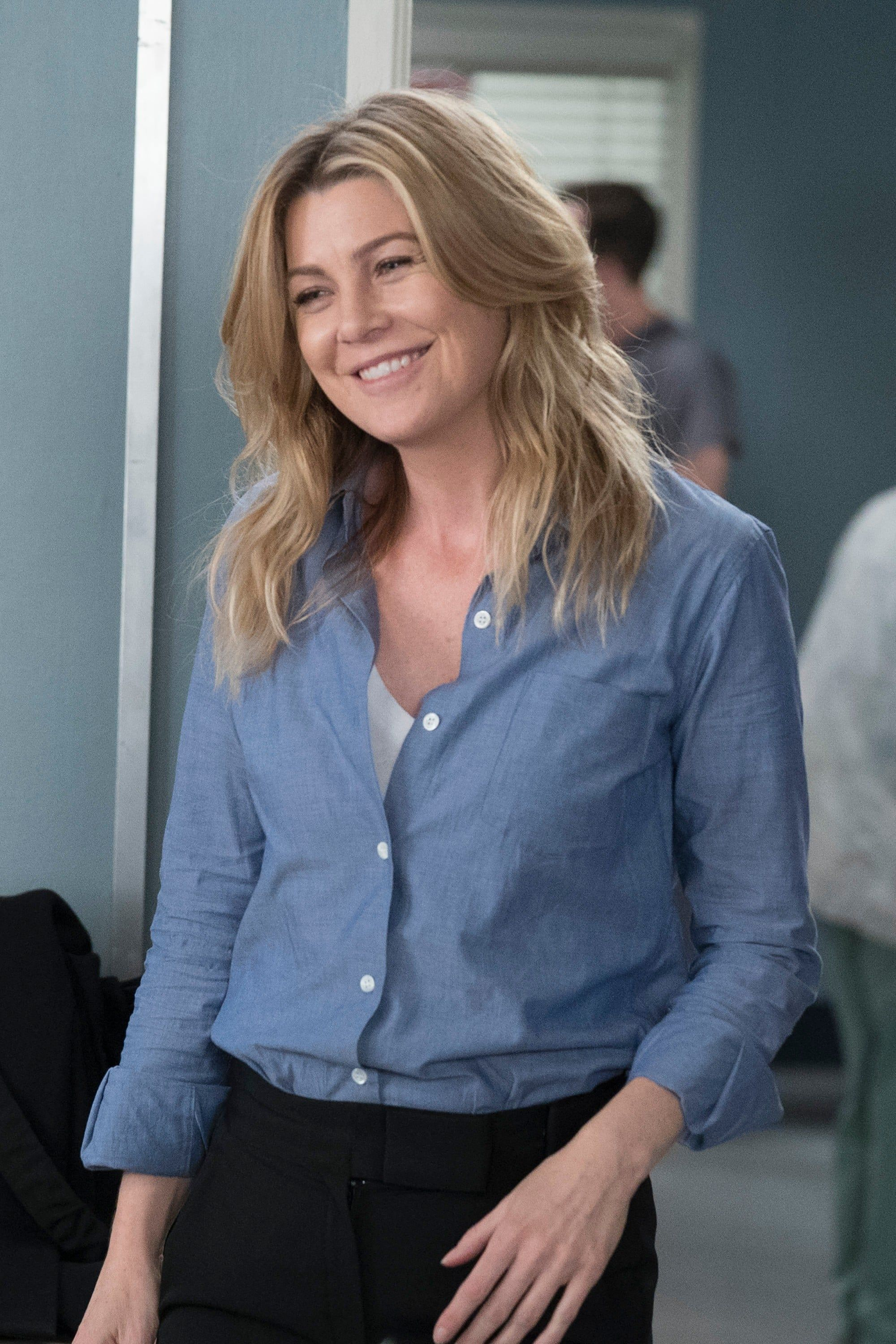 Meredith Grey Is The Feminist Icon We Need In 2018 Meredith Grey Hair Meredith Grey Meridith Grey