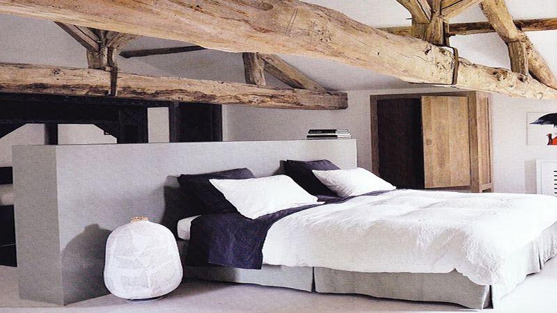 16 déco de chambre grise pour une ambiance zen Barn - couleur gris perle pour chambre