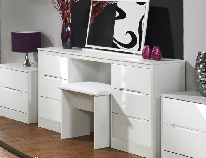 Ordinaire Riviera Mix U0027nu0027 Match Double Dressing Table