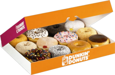 Box Of Donuts Delicious donuts, Donut box, Dunkin donuts