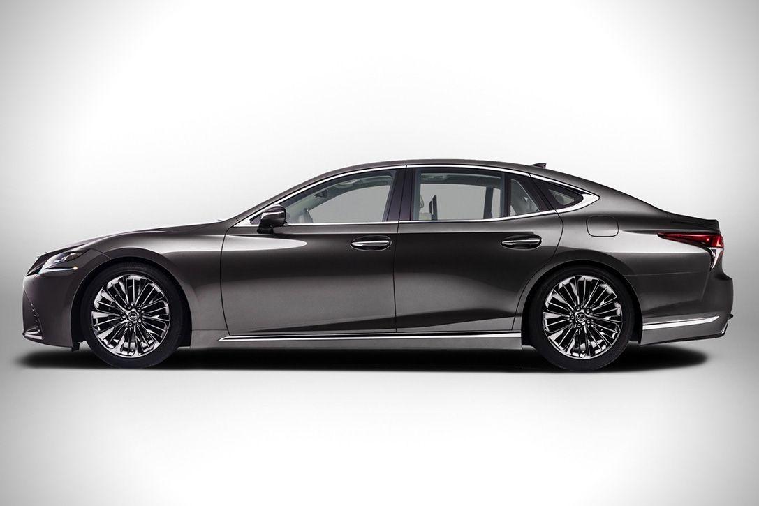 29+ Lexus ls luxury High Resolution
