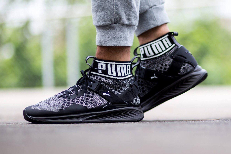 "PUMA ""Ignite evoKnit"" Knit shoes, Sneakers, Sneaker magazine"