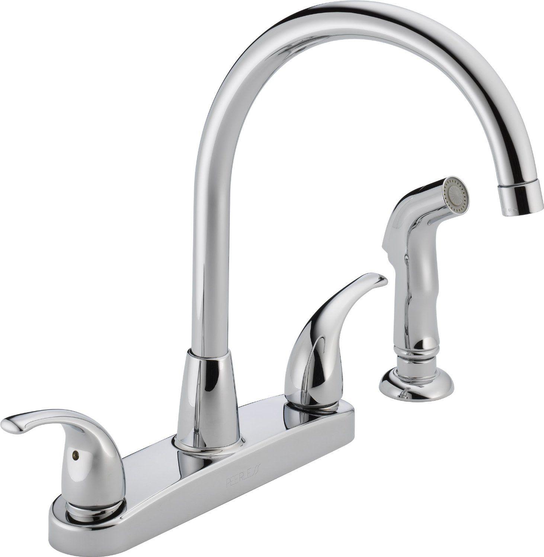 Delta Kitchen Faucet Handle Replacement Classic Single Pegasus - Delta bathroom faucet handles