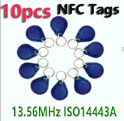 Access Control Cards Fast Deliver Uid Rfid Tag Key Fobs For Mif 1k S50 13.56mhz Writable 0 Section Iso14443a Used To Copy Cards Back To Search Resultssecurity & Protection