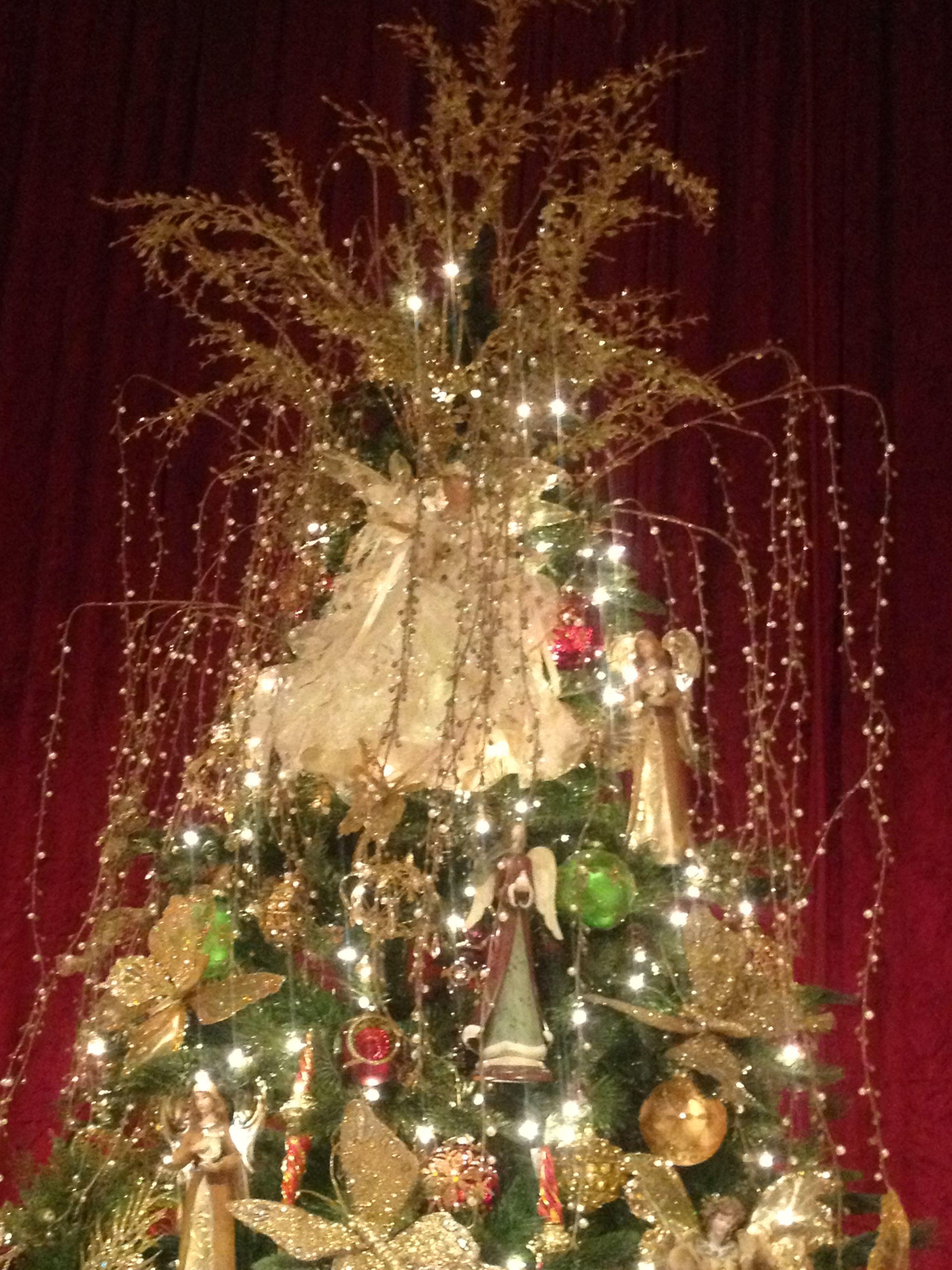 christmas 2012 christmas tree topper at stats pasadena ca