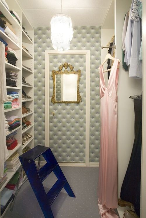 Tufted Wall Home Walk In Closet Design Gorgeous Closet