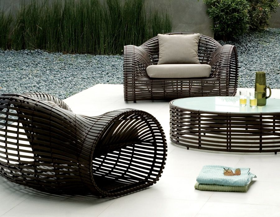 Lolah Collection Kenneth Cobonpue Cheap Patio Furniture Luxury Outdoor Furniture Outdoor Furniture Decor