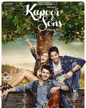 Free Download Hindi Movies Badshah Kapoor Sons Vipjatt Co Kapoor And Sons Bollywood Movies Movie Soundtracks