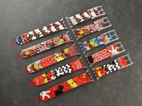 Mickey Mouse 38mm Apple Watch Band Disney, Cartoon and