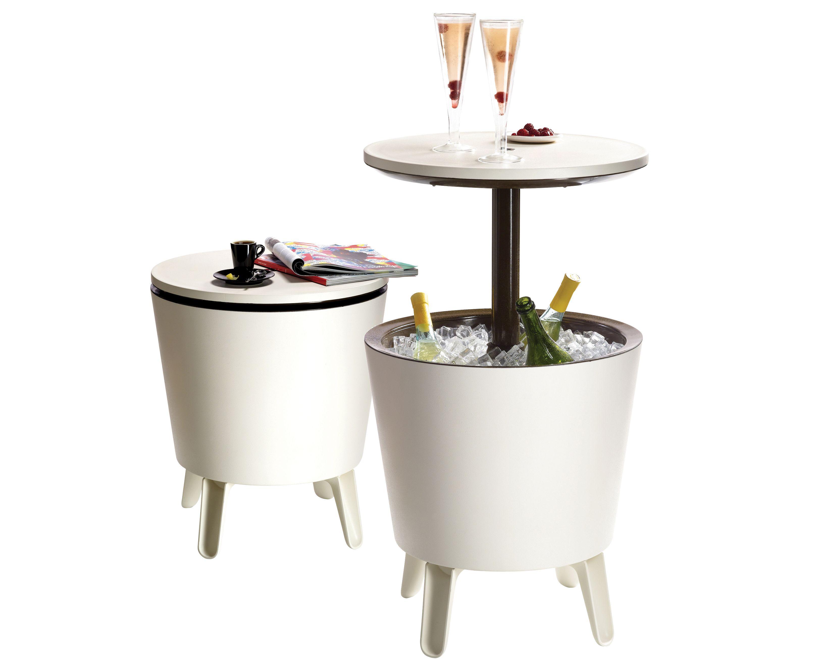 Aki bricolaje jardiner a y decoraci n mesa nevera cool bar nevera mesa de c ctel y mesa de - Bricolaje y decoracion ...