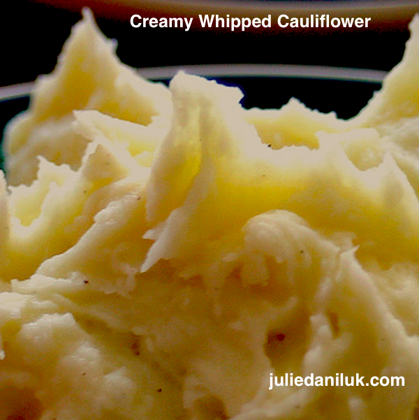 how to use cauliflower instead of potatoes