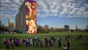 GUIDED TOURS OF LODZ TRAIL OF MURALS