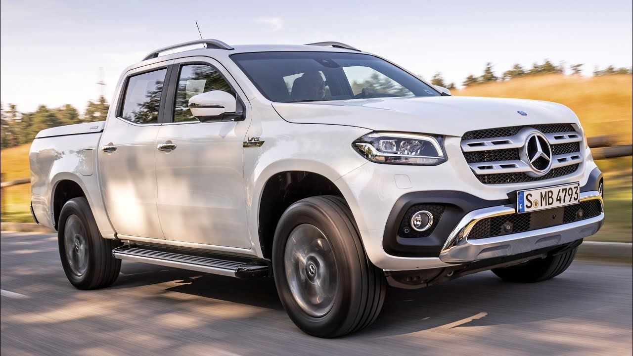 2019 Mercedes Benz X Class X350d 4matic Bering White Line Power