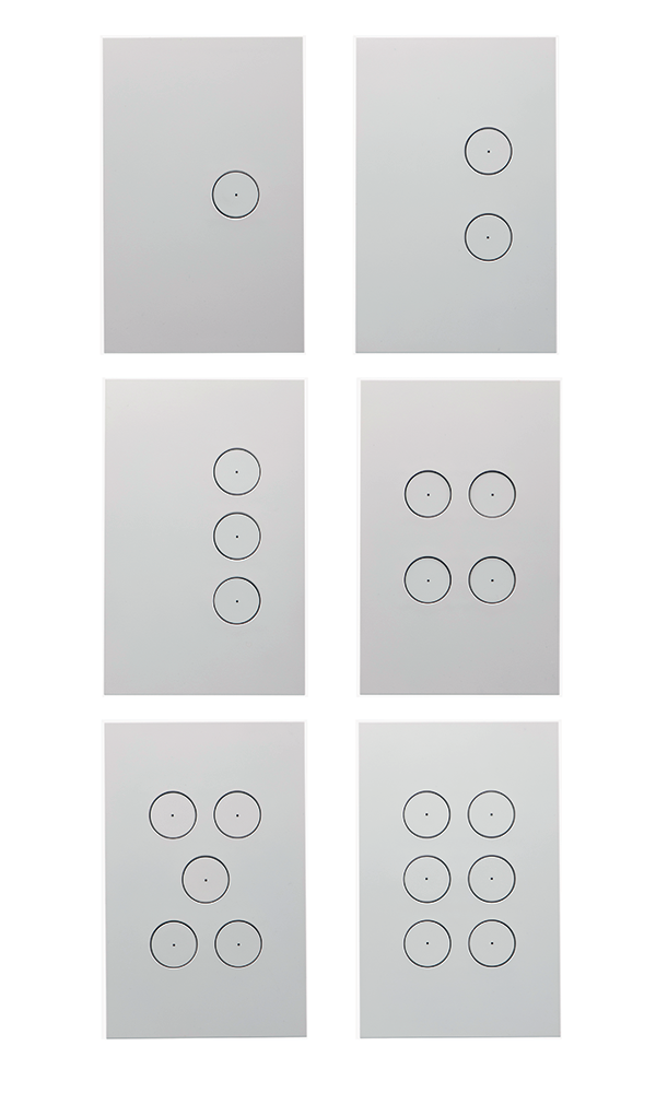 Led Push Button Switches Thanks To Satur Zen Led Switches You Ll