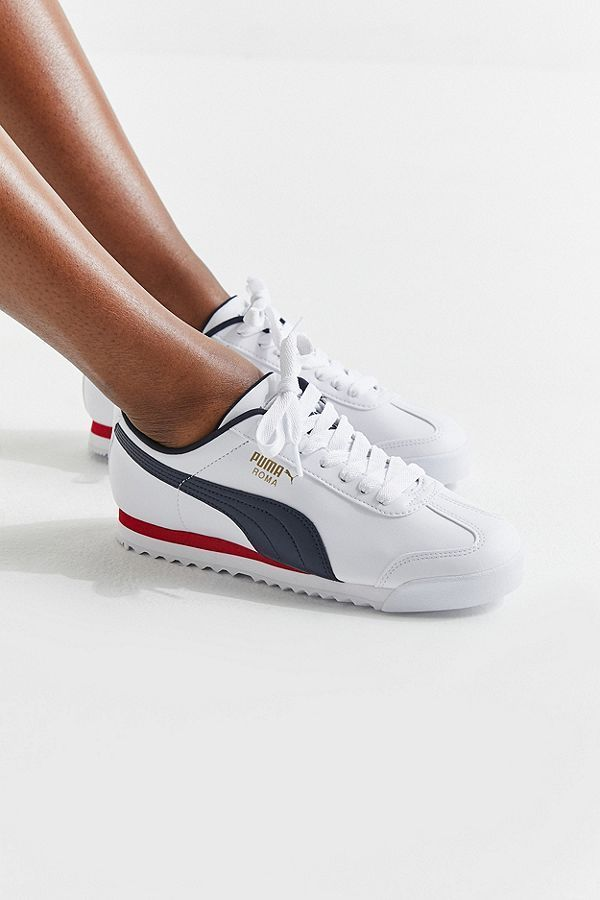Puma Roma Runner Sneaker | Urban Outfitters | Urban wear women ...