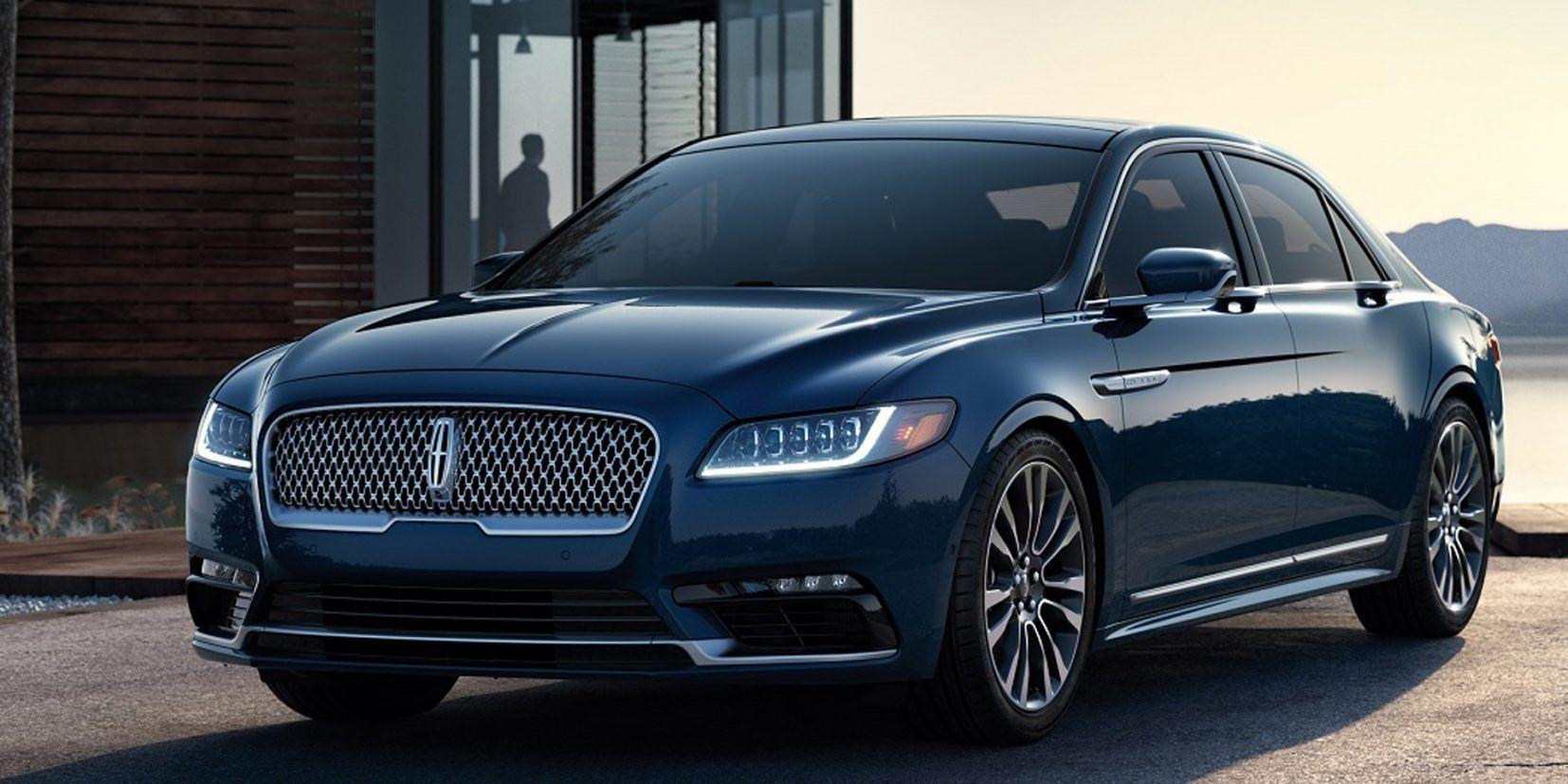47 Luxury 2020 Lincoln Continental (Dengan gambar)