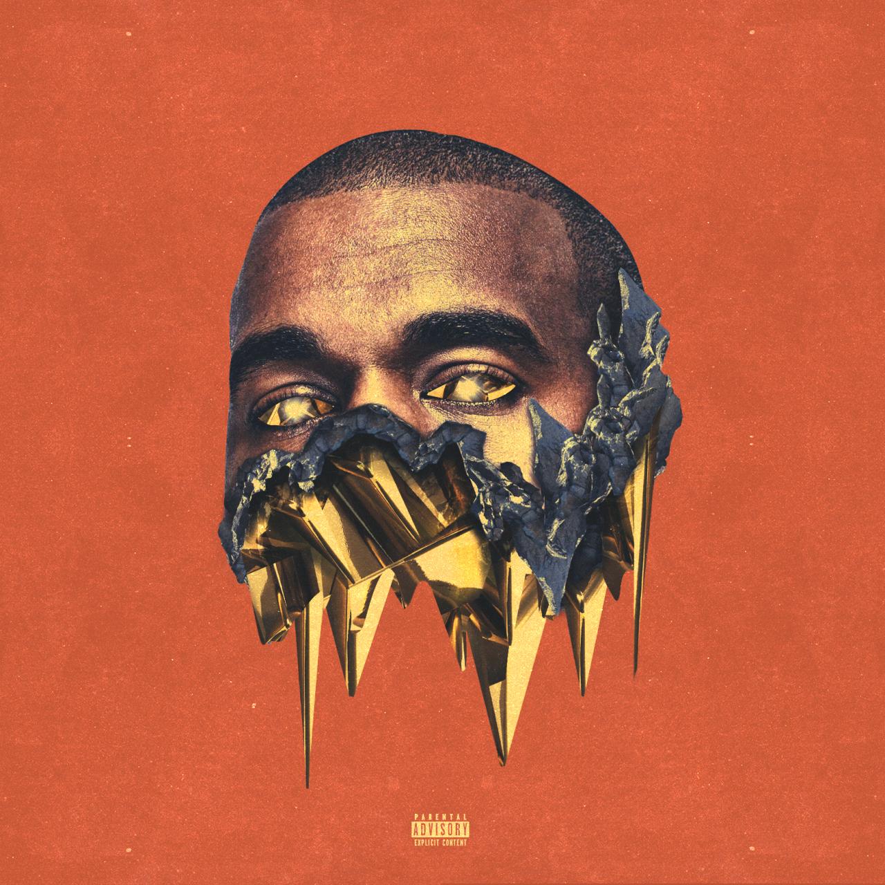 Trnscndnt Music Album Design Rapper Art Cover Art Design