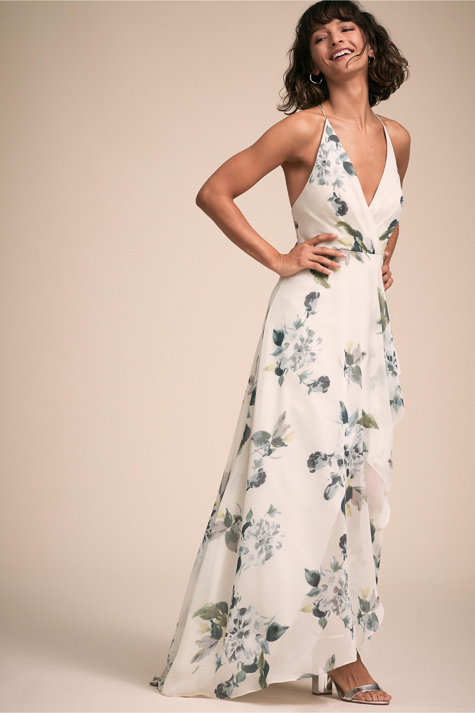 390f761b5ef2 BHLDN's Jenny Yoo Farrah Dress in Ohana Soft Sage Blue Multi ...