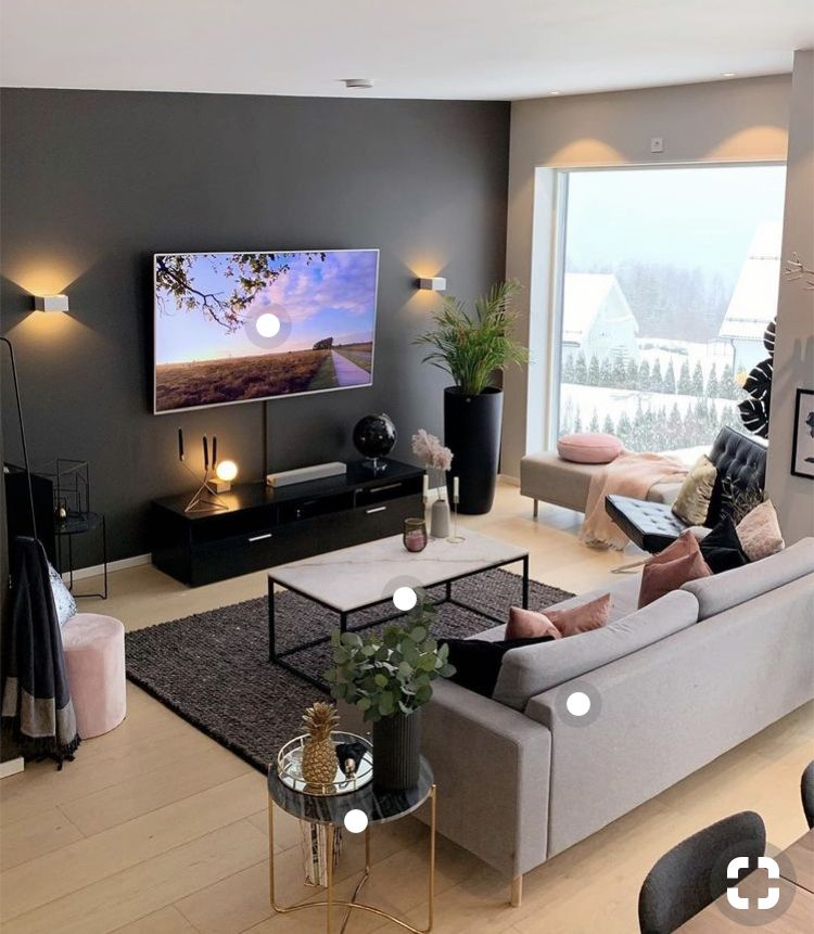 Housing By Marianly Gil Modern Living Room Inspiration