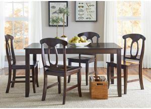 Larkin 5 Piece Dining Set,Standard Furniture