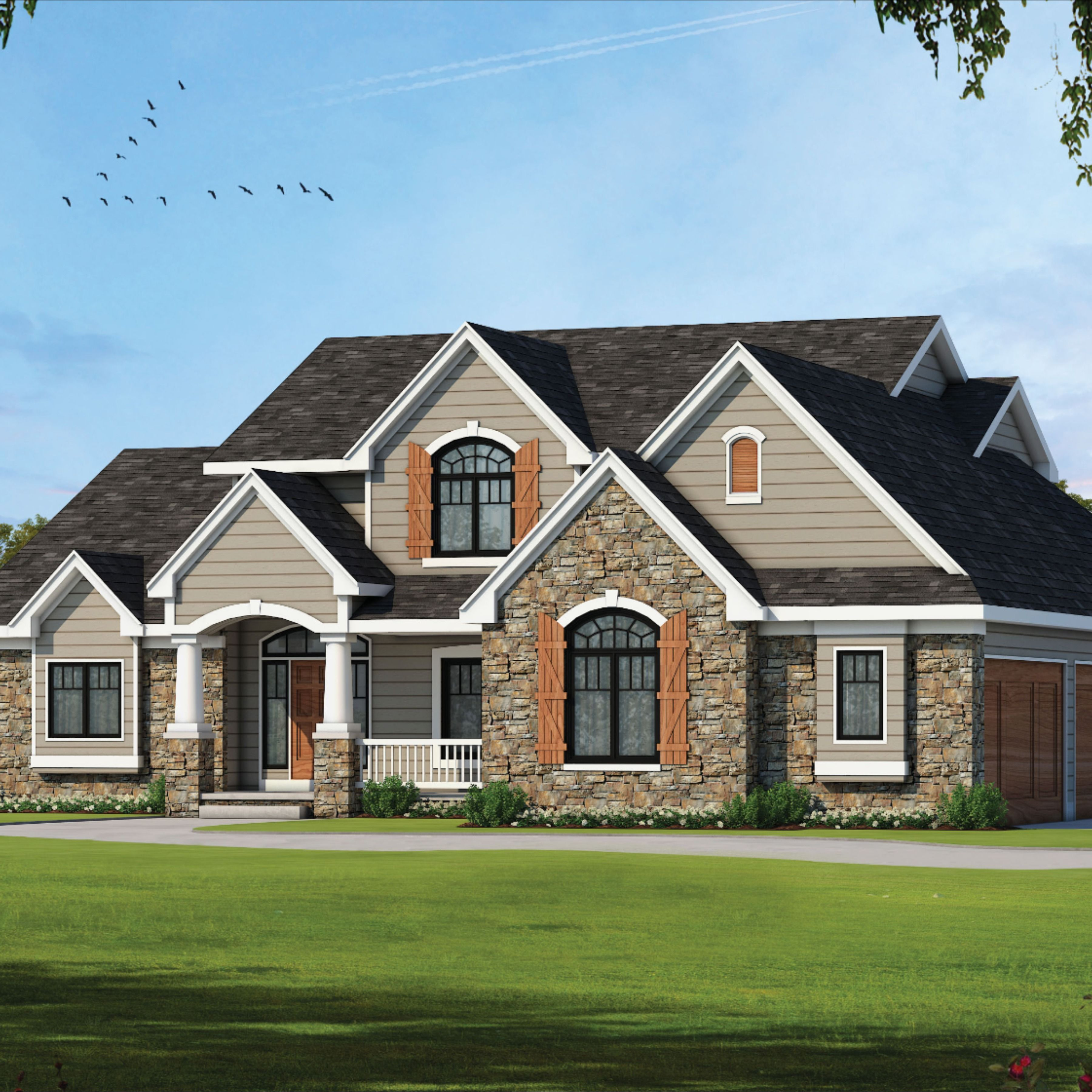 Plan View Design Basics Two Story House Plans French Country House Plans Story House