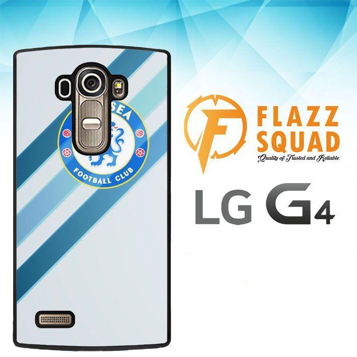 chelsea logo Z4356 LG G4 Case