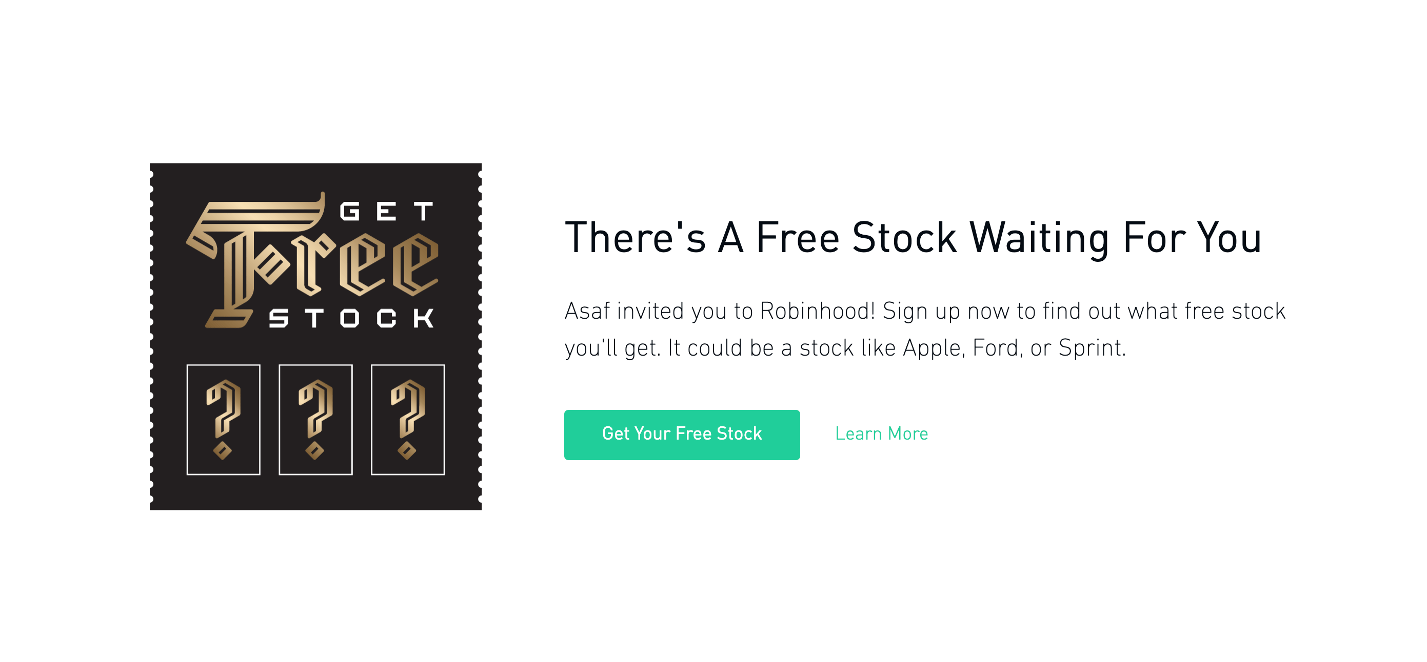 Robinhood Free Stock Sign Up Bonus 0 Deposit Required Signup