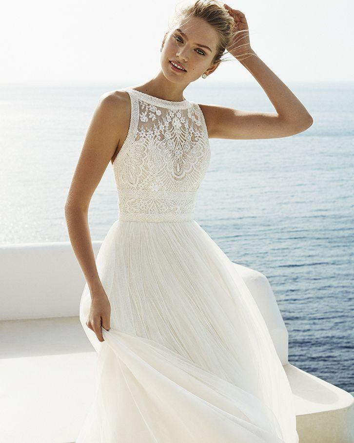 Wer kann bei diesem charmanten Modell nein sagen? Natürlich gibt es auch dieses… – Hochzeitskleid – Gute Texte