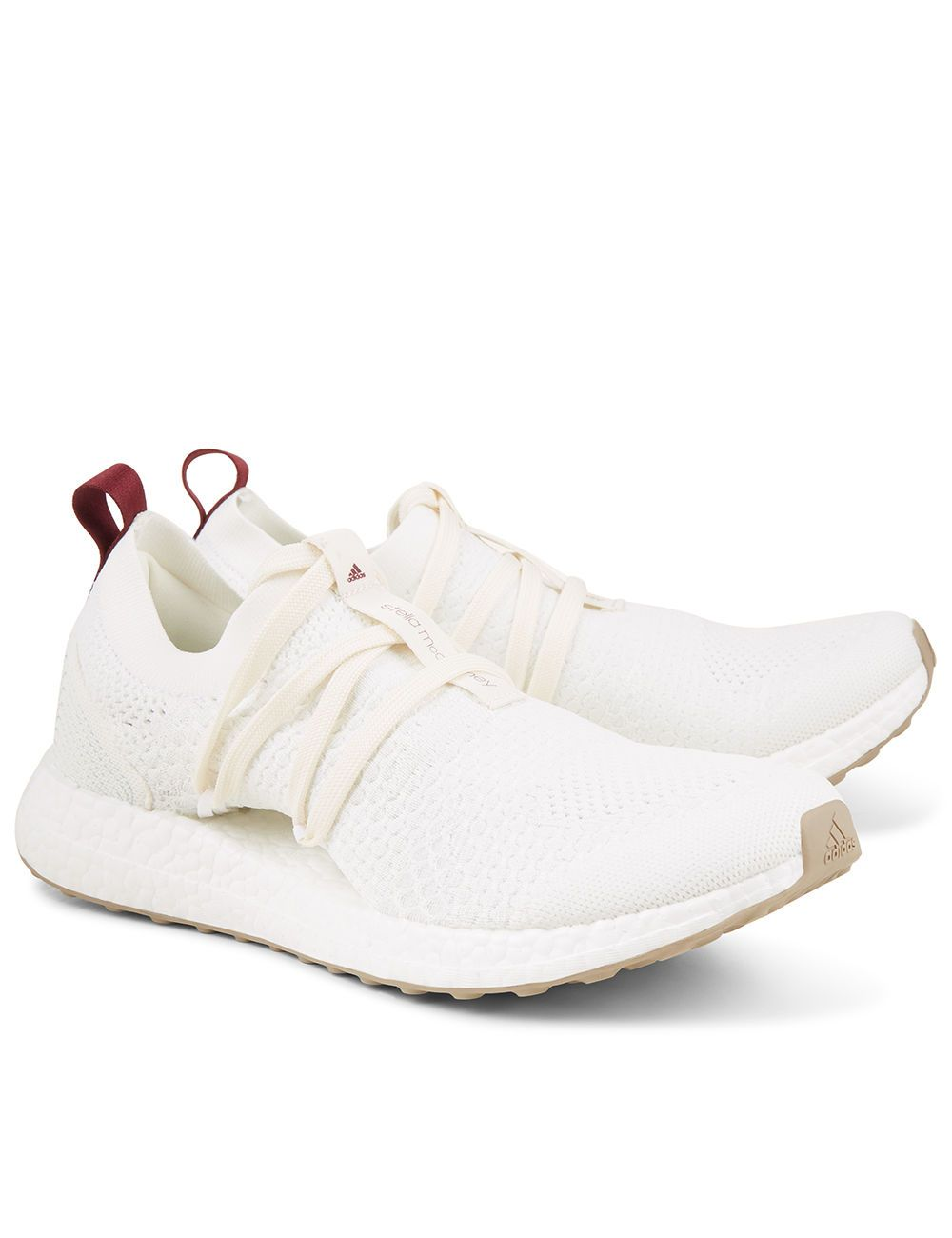 ef6887fc3 ADIDAS BY STELLA MCCARTNEY Off White Ultra Boost X Trainers.   adidasbystellamccartney  shoes  trainers